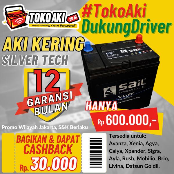 Promo #TokoAkiDukungDriverOnline