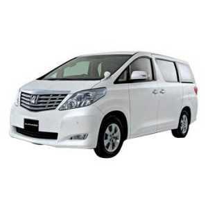 Toyota Alphard (2008-2014) - Alphard (2008-2014)