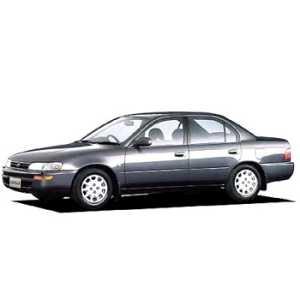 Toyota Great Corolla (1992-1996) - Corrola Series (1993-1995)