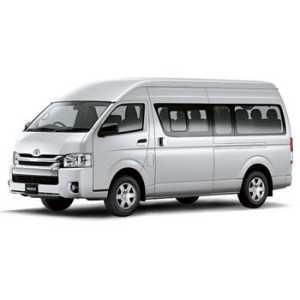 Toyota Hiace (2004-2018) - Hiace (2004-2018)