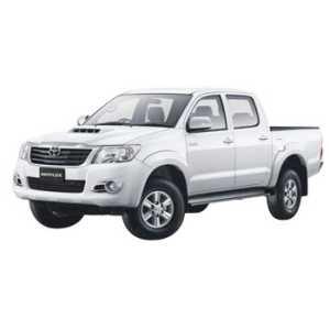 Toyota Hilux (2005-2015) - Single Cab Bensin, Single Cab Diesel, Double Cab Diesel