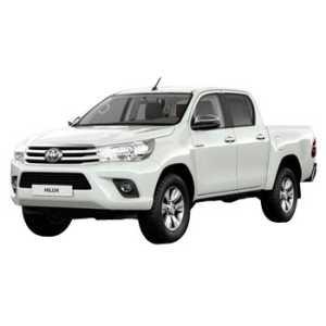 Toyota Hilux (2015-Sekarang) - Single Cab Bensin, Single Cab Diesel, Double Cab Diesel