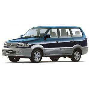 Toyota Kijang Kapsul 1997-2003 - Bensin LGX,  SGX,  Krista, Diesel LGX,  SGX,  Krista