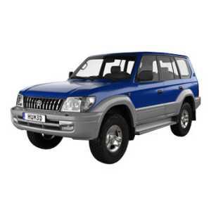 Toyota Prado (1996-2002) - Prado (1996-2002)