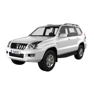 Toyota Prado (2003-2008) - Prado (2003-2008)