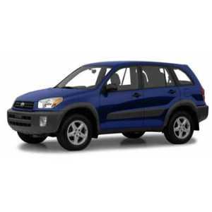 Toyota RAV4 (2001-2005) - RAV4 (2001-2005)