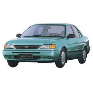 Toyota Soluna - Soluna