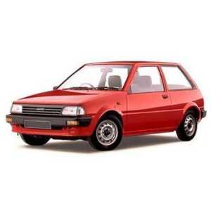 Toyota Starlet Series (1985-1989) - Starlet Series (1985-1989)