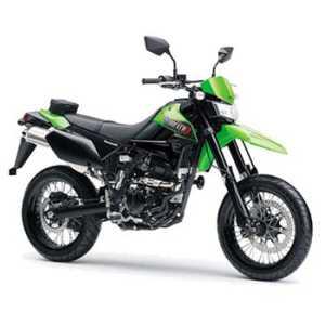 Kawasaki D-Tracker X - D-Tracker X