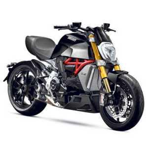Ducati Diavel - Diavel