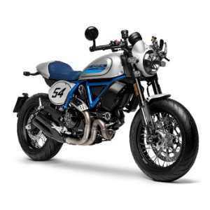 Ducati Scrambler Cafe Racer - Scrambler Cafe Racer