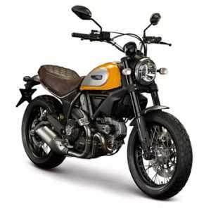 Ducati Scrambler Classic - Scrambler Classic