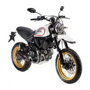 Ducati Scrambler Desert Sled -