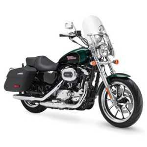 Harley Davidson XL1200T SuperLow 1200T - XL1200T SuperLow 1200T