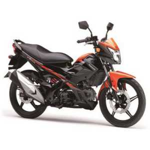Kawasaki Athlete 125 - Athlete 125