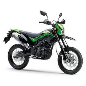 Kawasaki D-Tracker 150 - D-Tracker 150