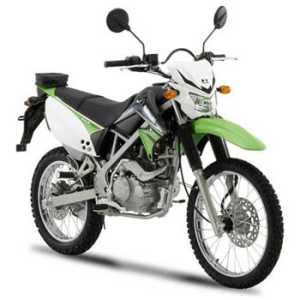 Kawasaki KLX150S - KLX150S
