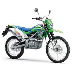 Kawasaki KLX150L - KLX150L
