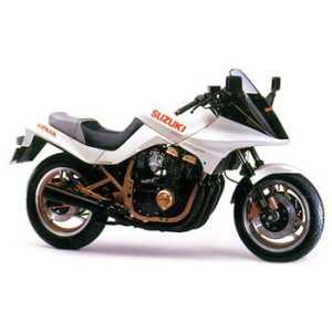GSX 750SE Katana (1980-sekarang) - GSX 750SE Katana