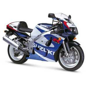 GSX R600 (2000-sekarang) - GSX R600