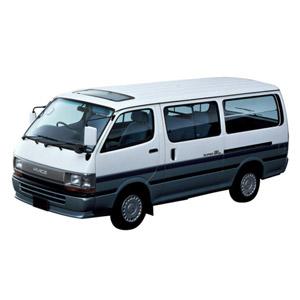 Toyota Hiace H100 (1990 - 2004) - Toyota Hiace H100 (1990 - 2004)