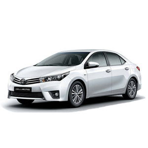 Toyota New Altis E170 (2013-2019) - New Altis E170 (2013-2019)