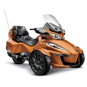 Can Am Spyder F3 - Spyder F3