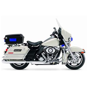 Harley Davidson Police - Harley Davidson Police FL FLH Series (Touring)