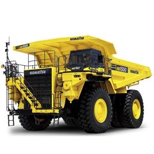 Komatsu Off Higway Drump Truck -