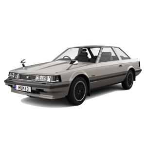 Toyota Corona T140 (1982 - 1987) - Toyota Corona T140 (1982 - 1987)