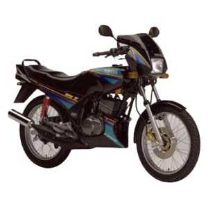 Yamaha RXZ RZR (1988-1998) - RXZ RZR (1988-1998)
