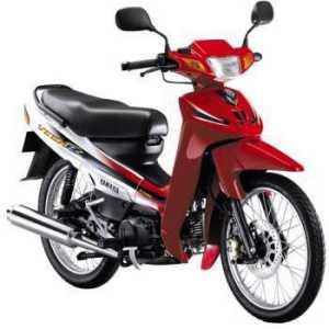 Yamaha Vega (2001-2003) - Vega (2001-2003)
