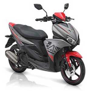 Yamaha Aerox 125LC (2016-2017) - Aerox 125LC (2016-2017)