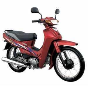 Yamaha Crypton (1996-2001) - Crypton (1996-2001)