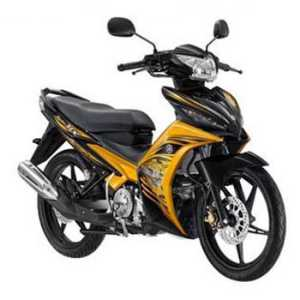 Yamaha New Jupiter MX (2011-2015) - New Jupiter MX (2011-2015)
