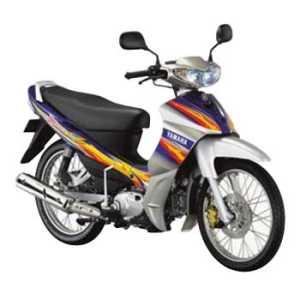Yamaha Jupiter (2001-2003) - Jupiter (2001-2003)