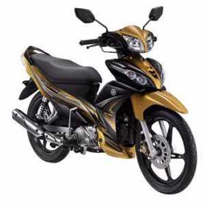 Yamaha Jupiter Z1 (2012-sekarang) - Jupiter Z1 (2012-sekarang)
