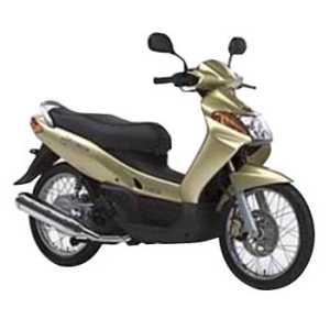 Yamaha Nouvo (2003-2005) - Nouvo (2003-2005)