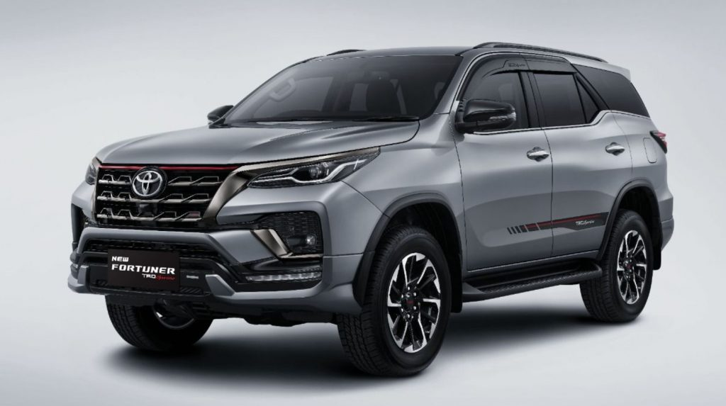 Mobil All New Toyota Fortuner