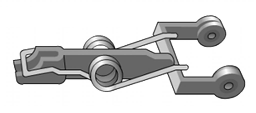 Drive lever