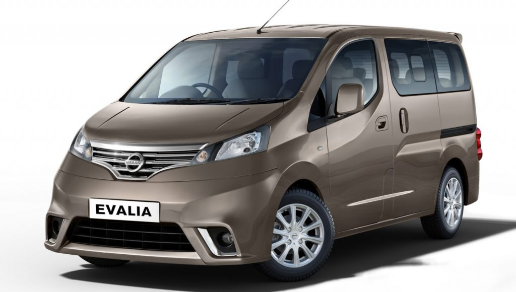 Mobil Nissan Evalia