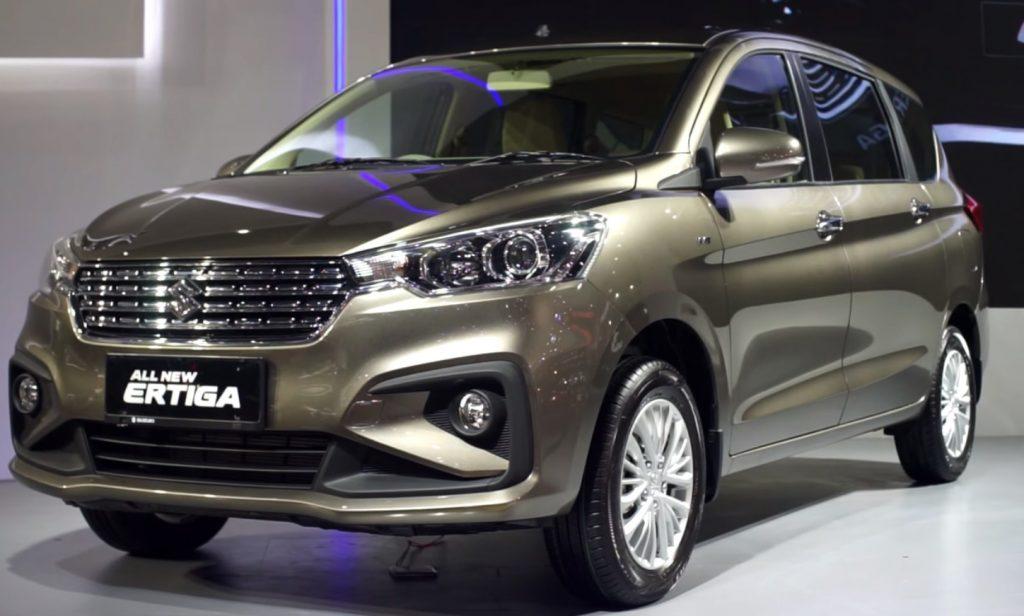 Mobil Suzuki Ertiga