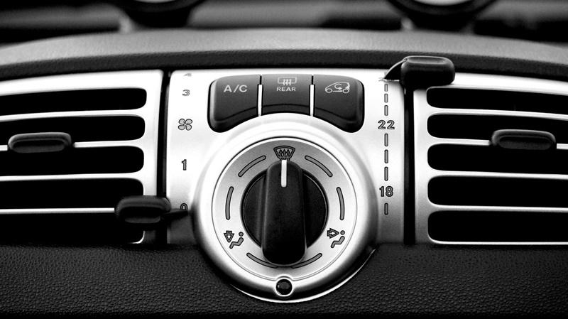 AC mobil mewah